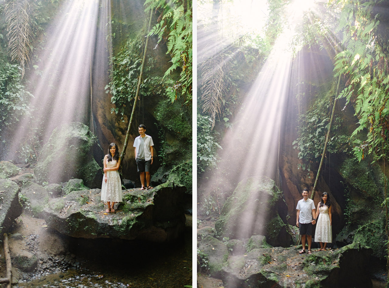 Willyam & Tania: Bali Outdoor Prewedding Photography 10
