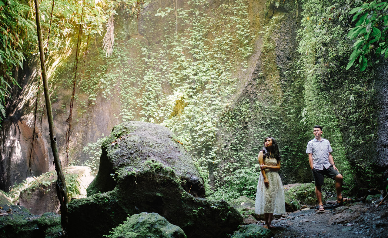 Willyam & Tania: Bali Outdoor Prewedding Photography 11