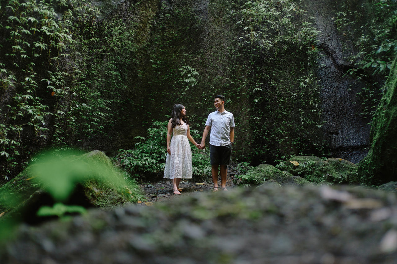 Willyam & Tania: Bali Outdoor Prewedding Photography 13