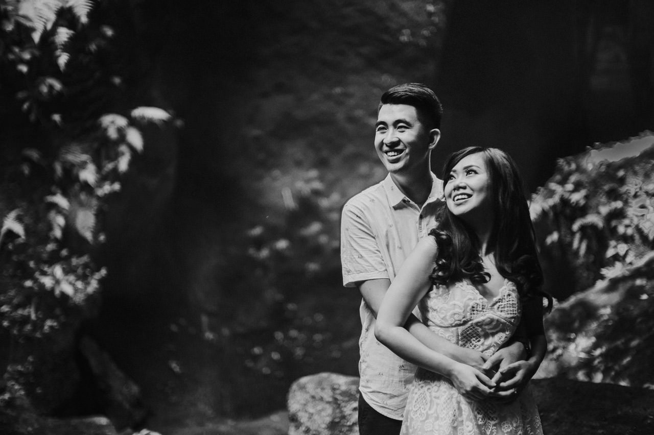 Willyam & Tania: Bali Outdoor Prewedding Photography 14