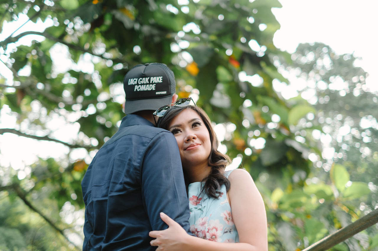 Willyam & Tania: Bali Outdoor Prewedding Photography 24