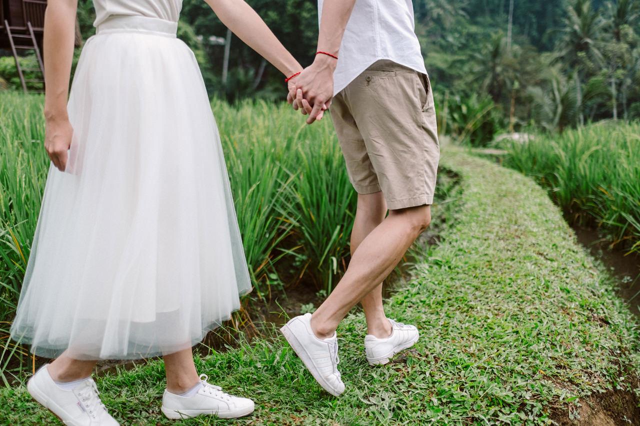 X&R: Bali Engagement Session at Mandapa Ubud, a Ritz Carlton Reserve 2