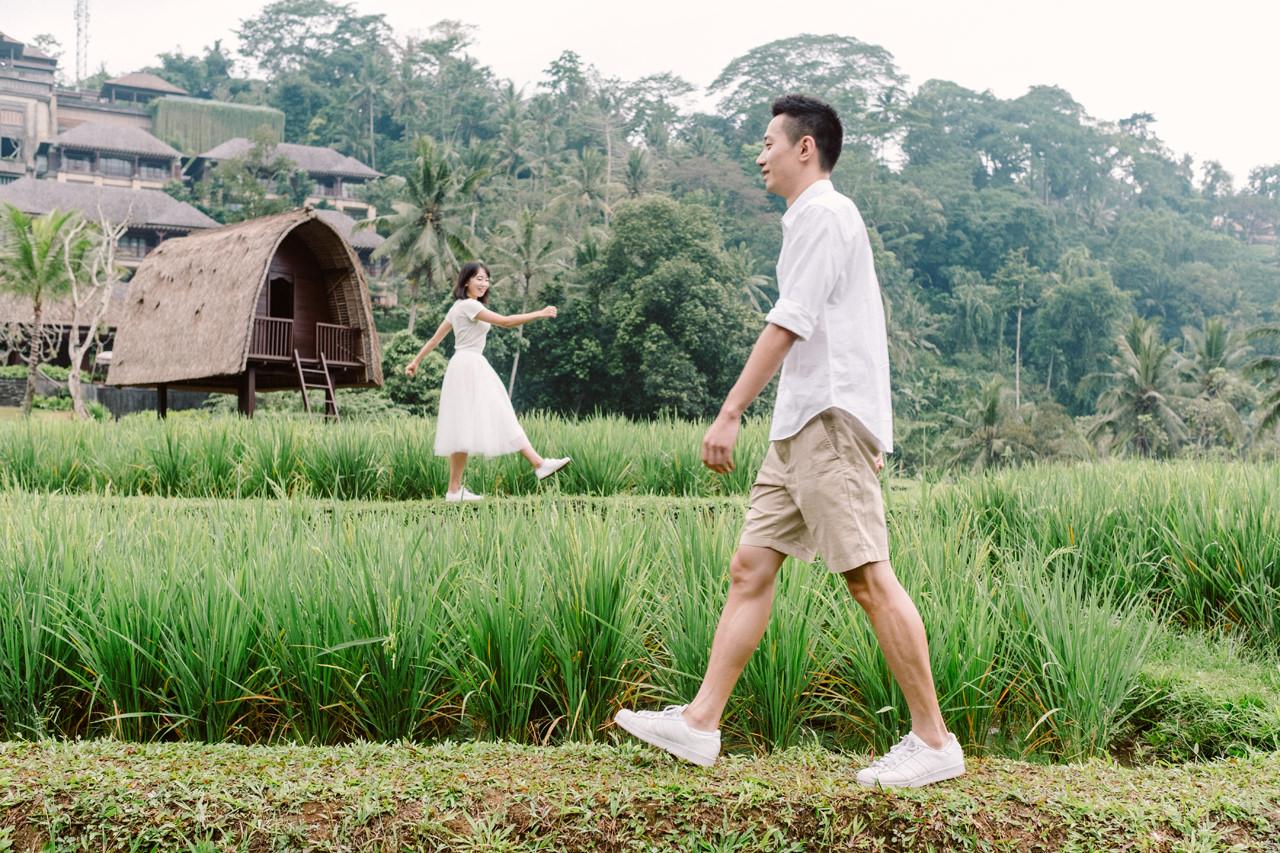 X&R: Bali Engagement Session at Mandapa Ubud, a Ritz Carlton Reserve 3