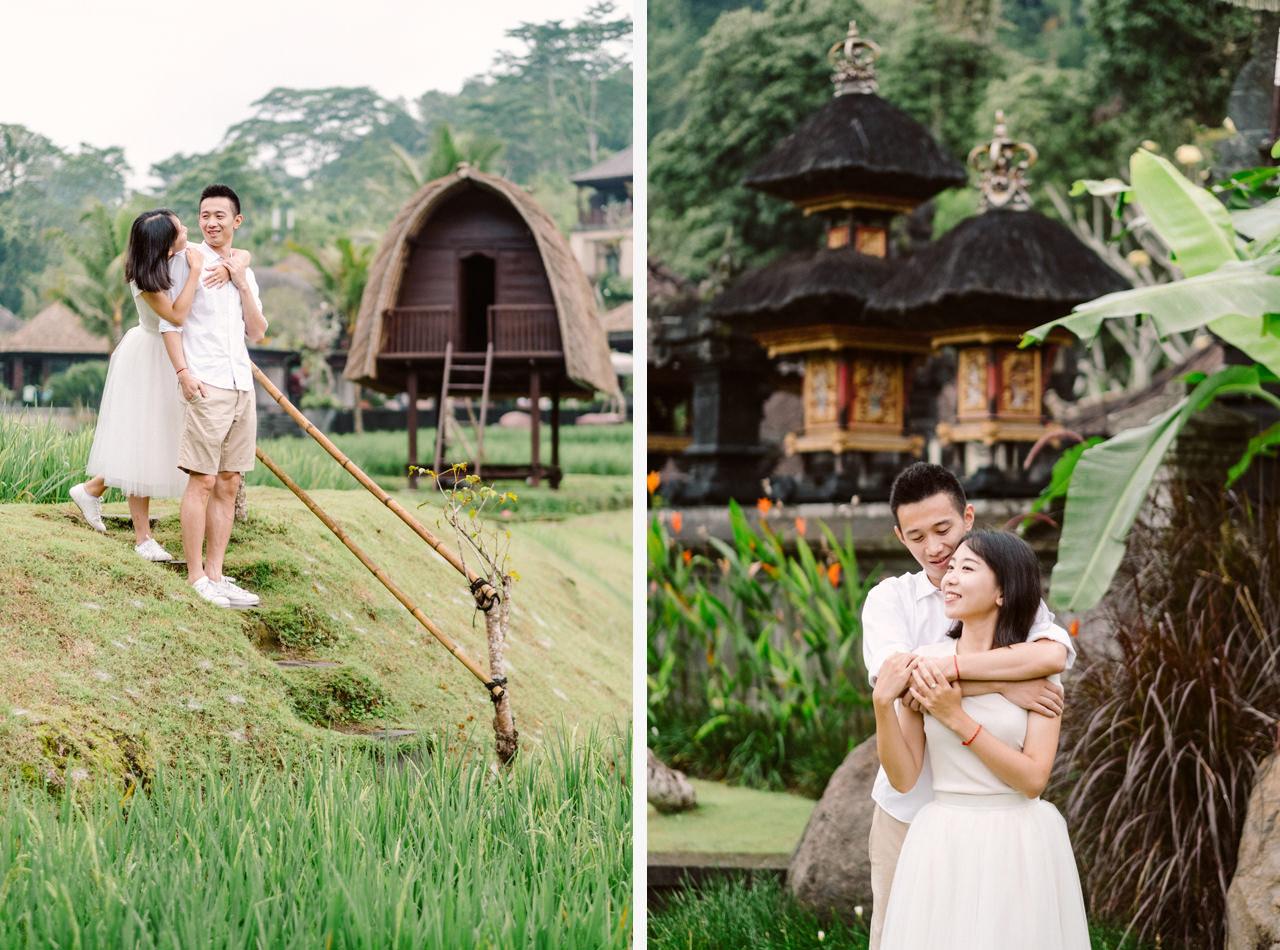 X&R: Bali Engagement Session at Mandapa Ubud, a Ritz Carlton Reserve 4