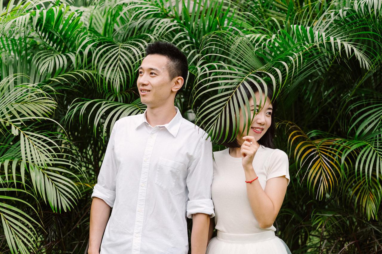 X&R: Bali Engagement Session at Mandapa Ubud, a Ritz Carlton Reserve 6