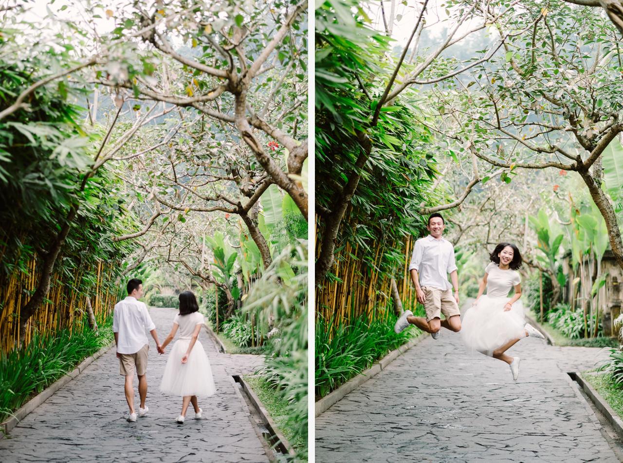 X&R: Bali Engagement Session at Mandapa Ubud, a Ritz Carlton Reserve 7