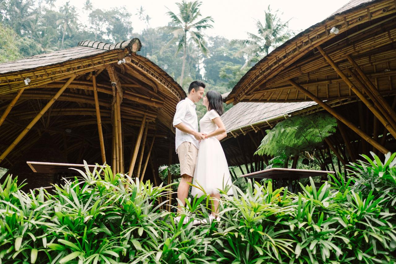X&R: Bali Engagement Session at Mandapa Ubud, a Ritz Carlton Reserve 8