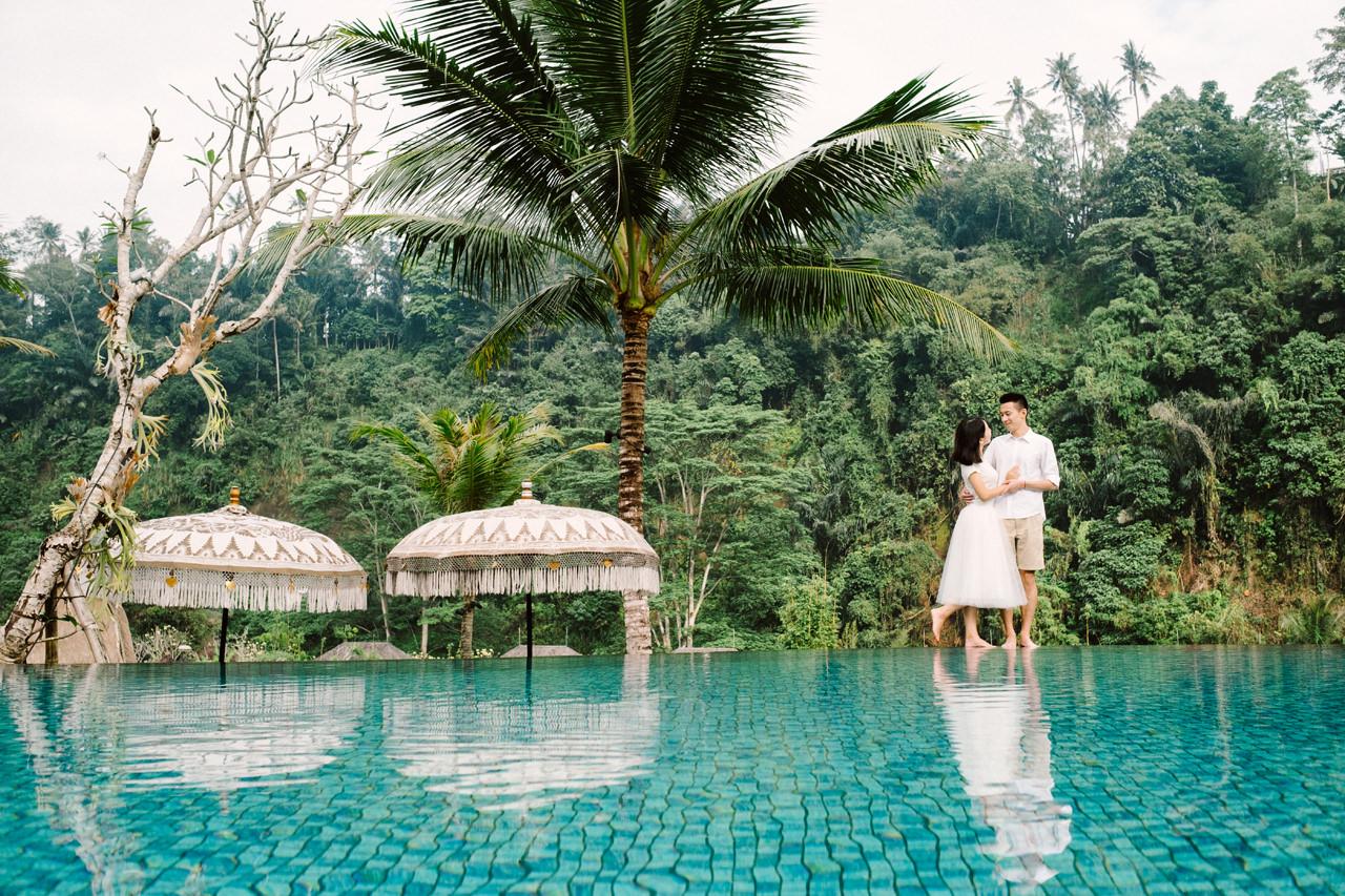 X&R: Bali Engagement Session at Mandapa Ubud, a Ritz Carlton Reserve 9