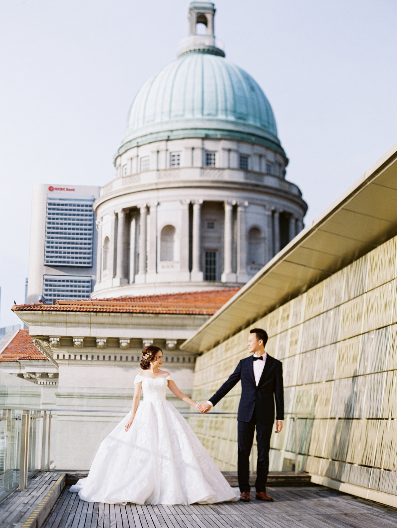 Y&D: National Museum of Singapore Prewedding 2