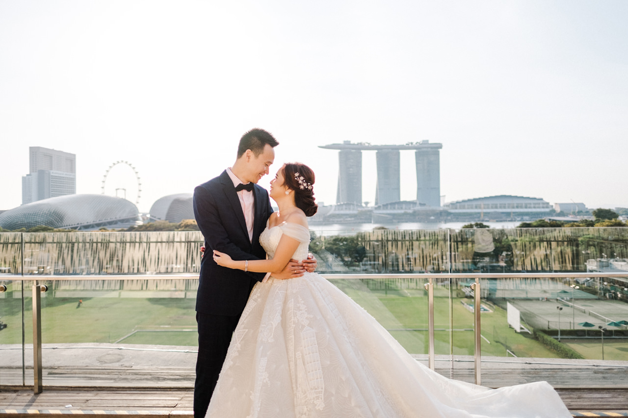 Y&D: National Museum of Singapore Prewedding 4