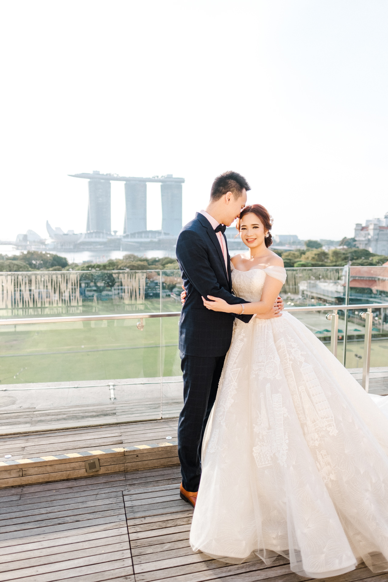 Y&D: National Museum of Singapore Prewedding 5