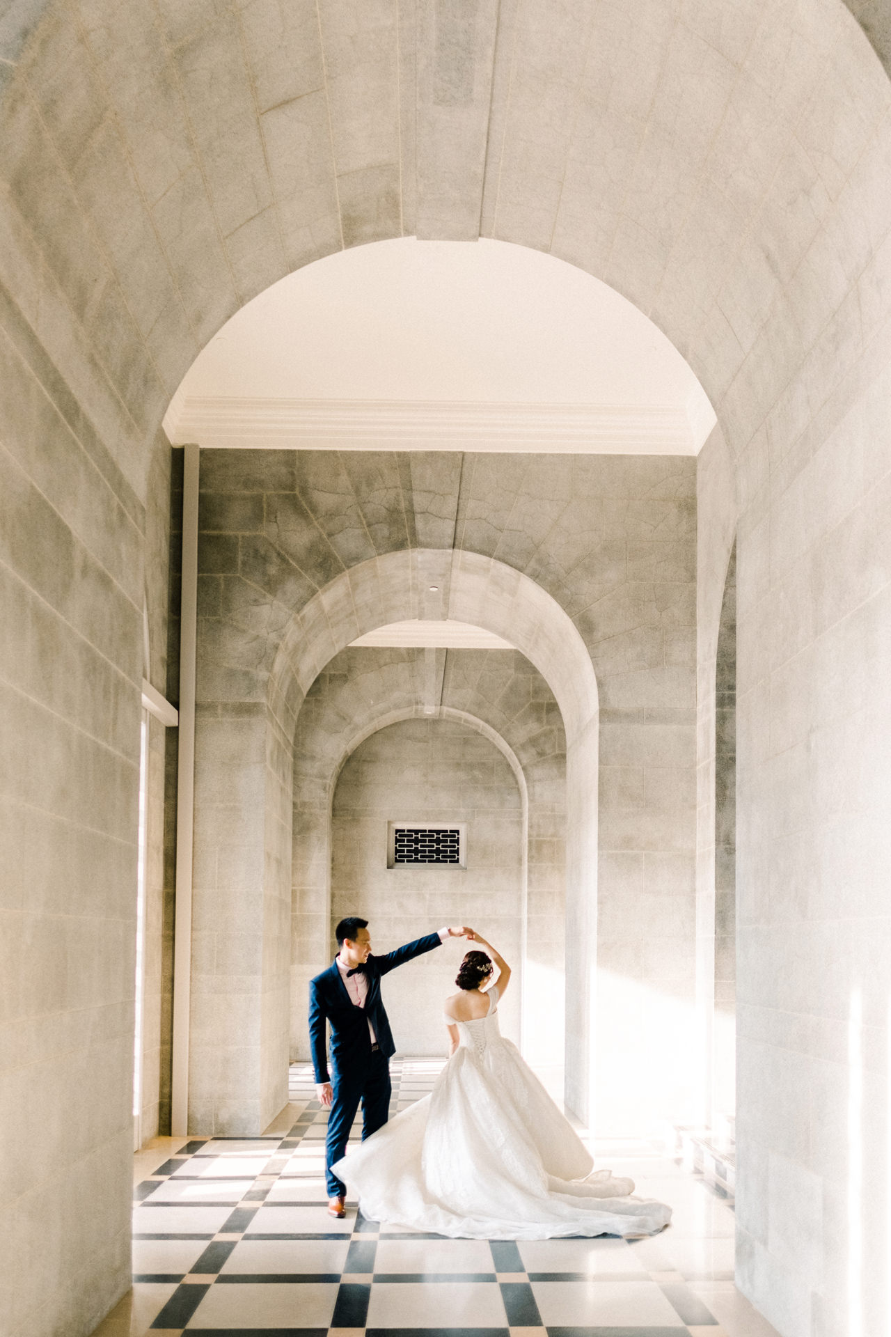 Y&D: National Museum of Singapore Prewedding 6