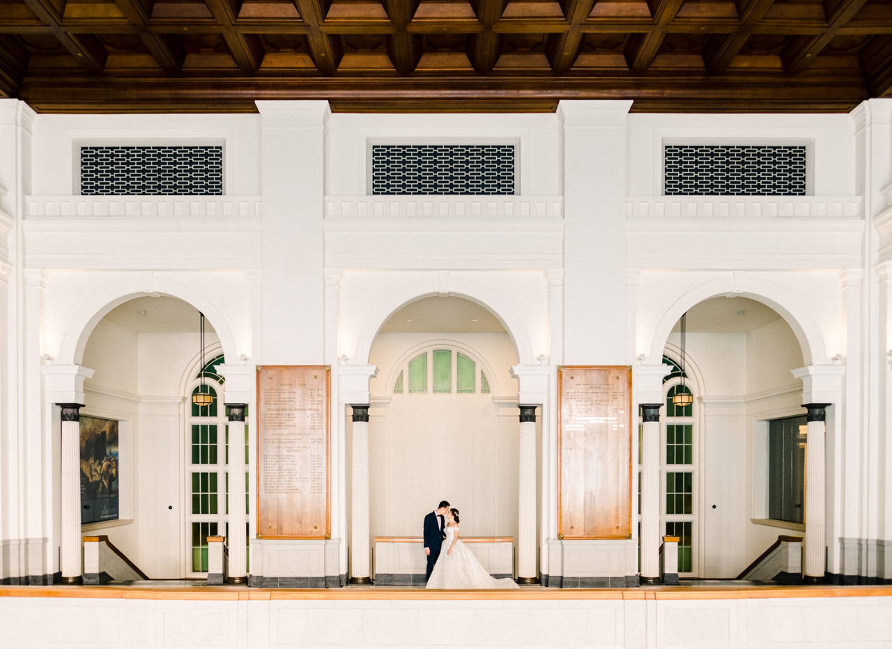Y&D: National Museum of Singapore Prewedding 11