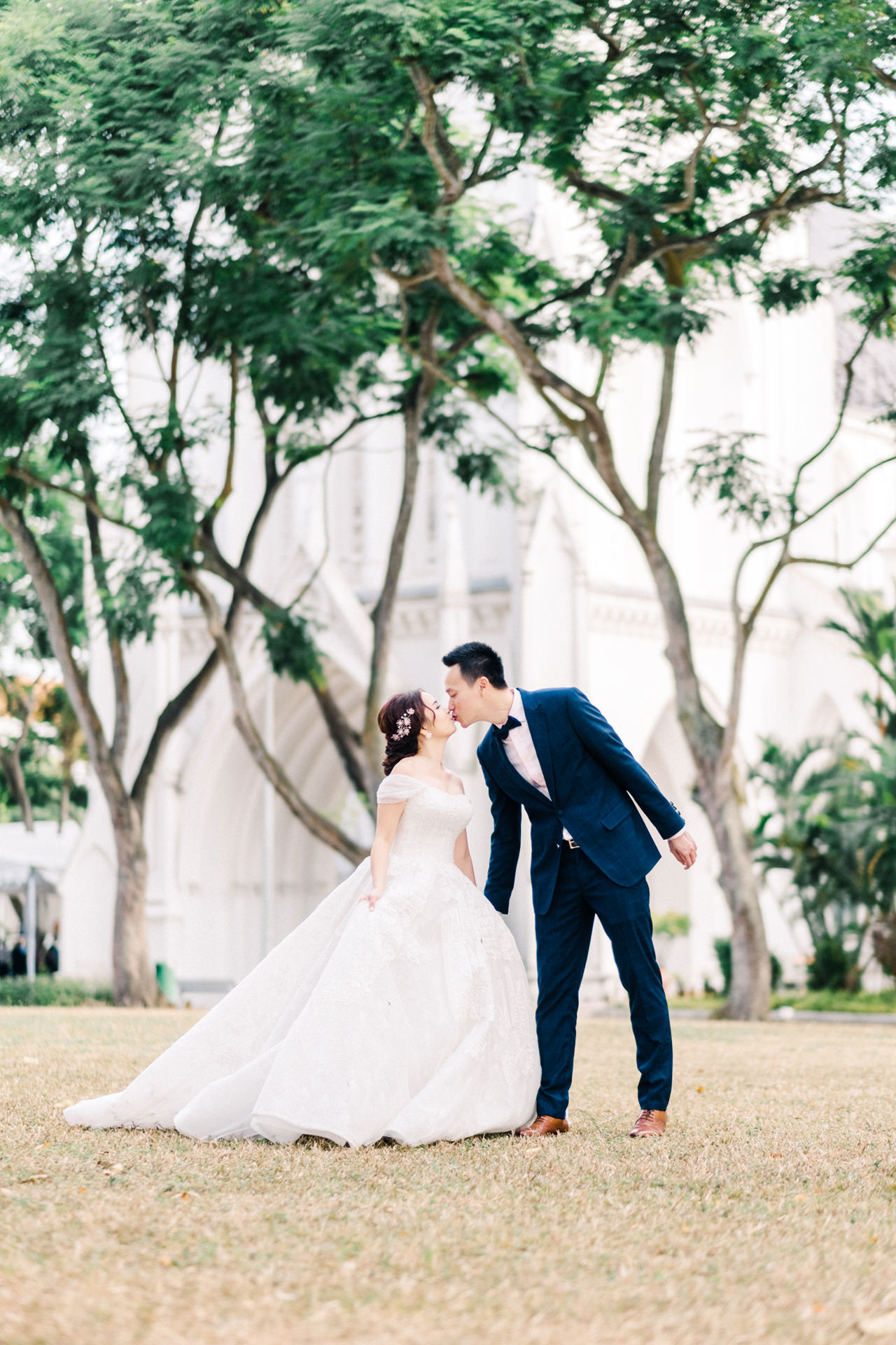 Y&D: National Museum of Singapore Prewedding 16