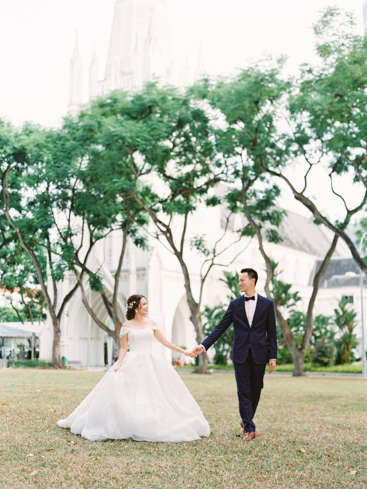 Y&D: National Museum of Singapore Prewedding 17