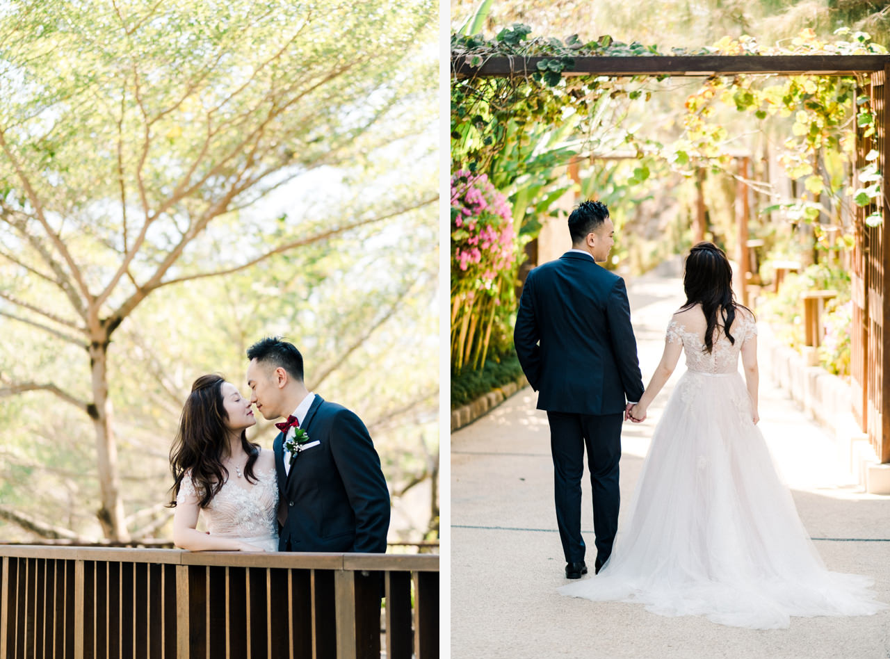 Y&J: Cliffside Anantara Uluwatu Wedding 10