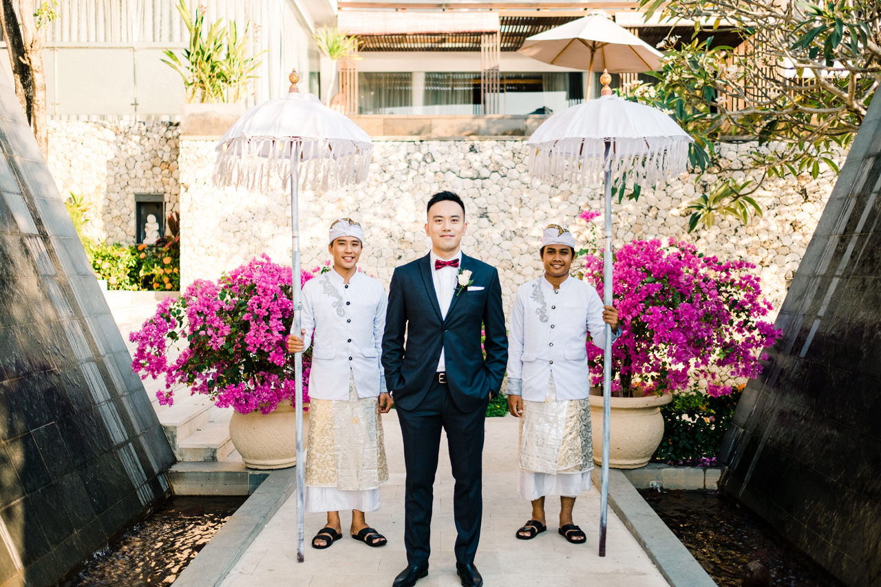 Y&J: Cliffside Anantara Uluwatu Wedding 17
