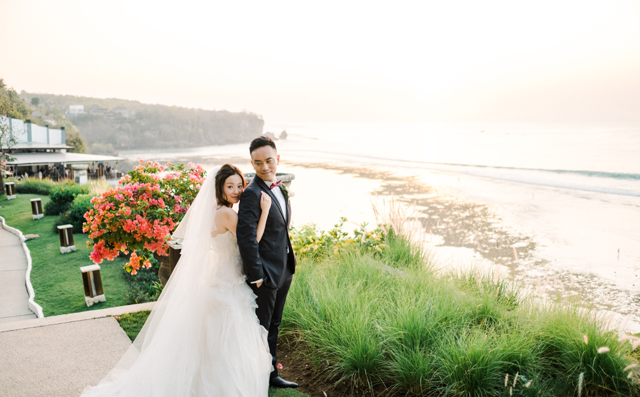 Y&J: Cliffside Anantara Uluwatu Wedding 31
