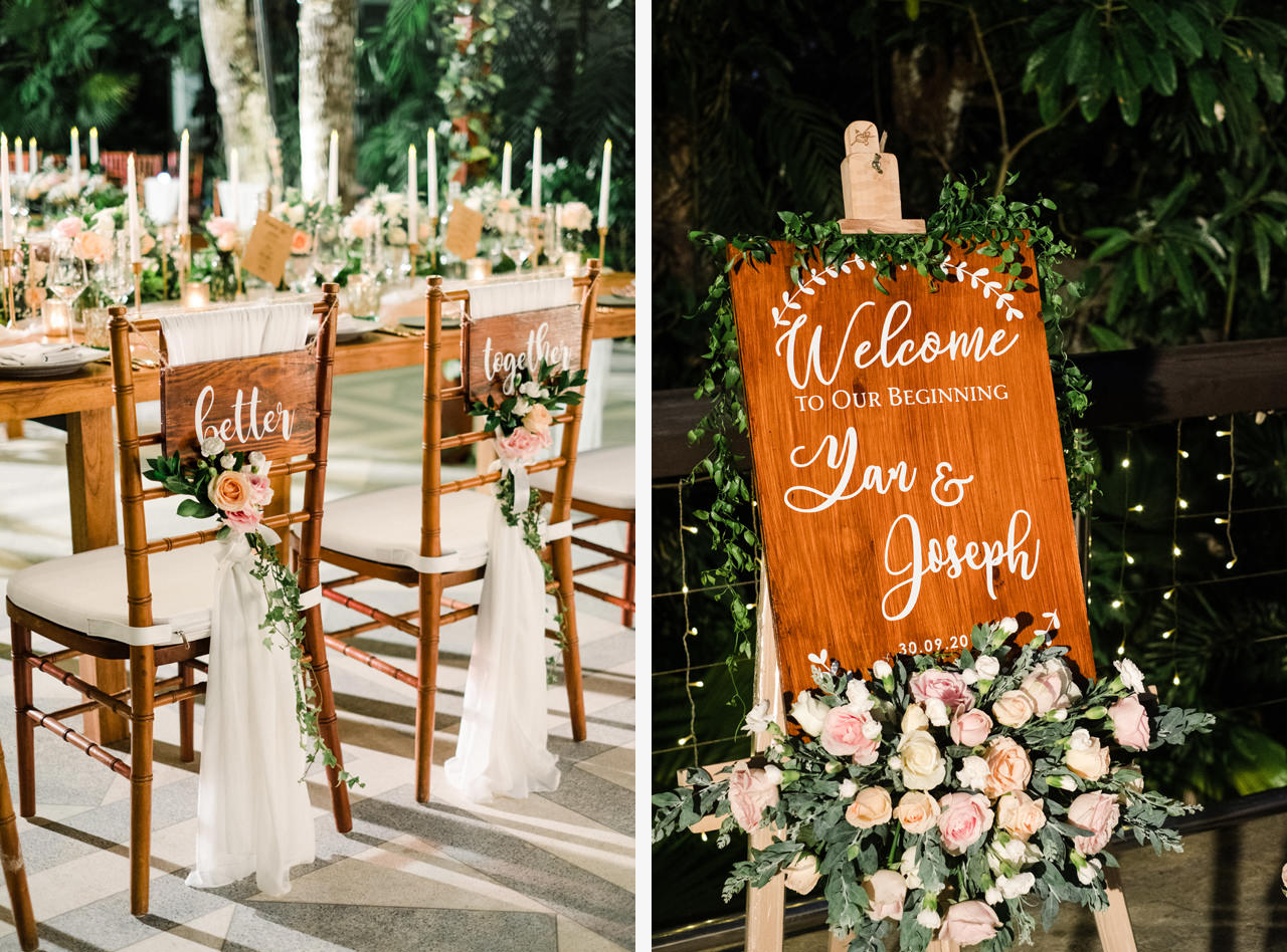 Y&J: Cliffside Anantara Uluwatu Wedding 42