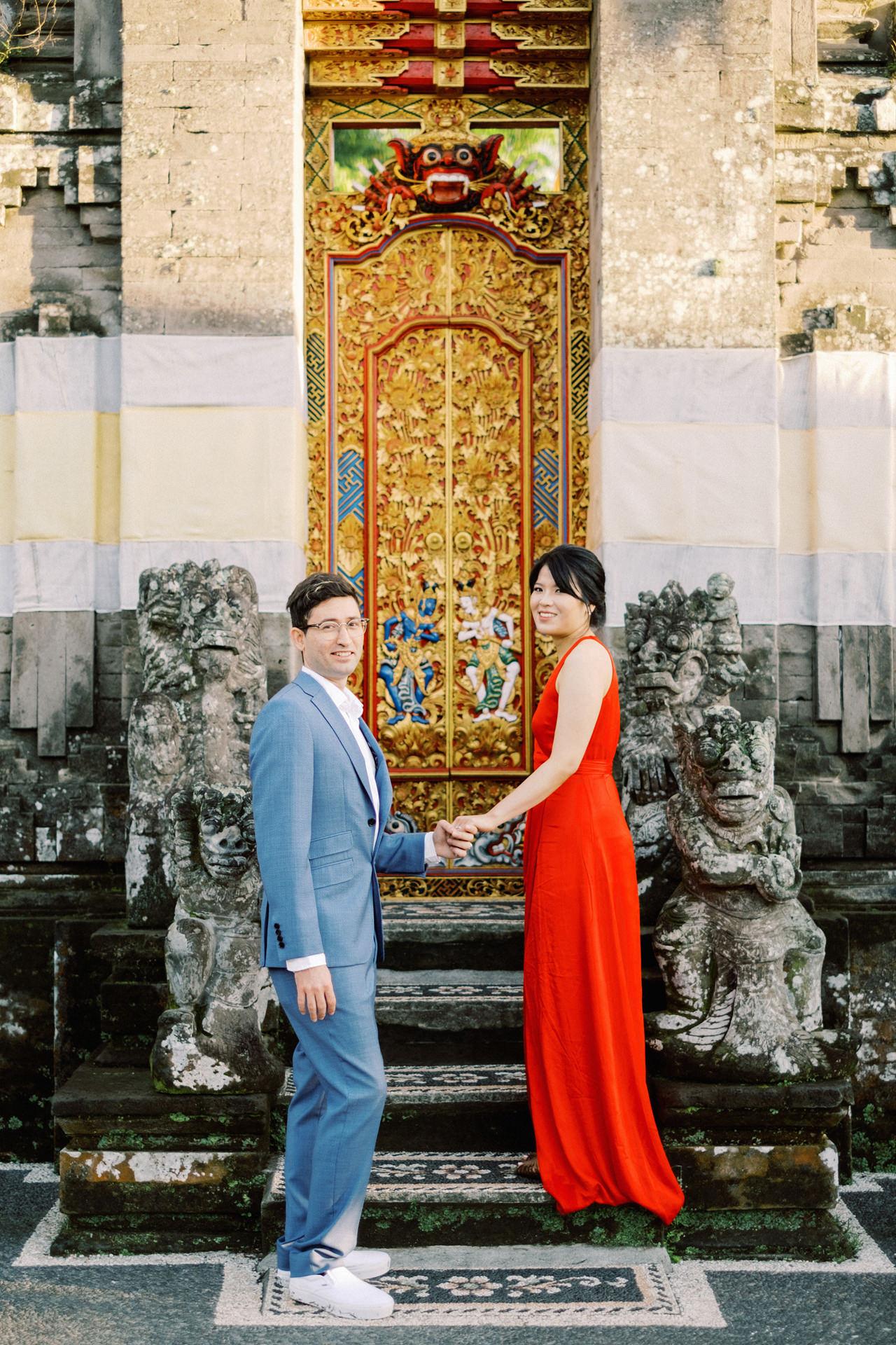 Bali Engagement