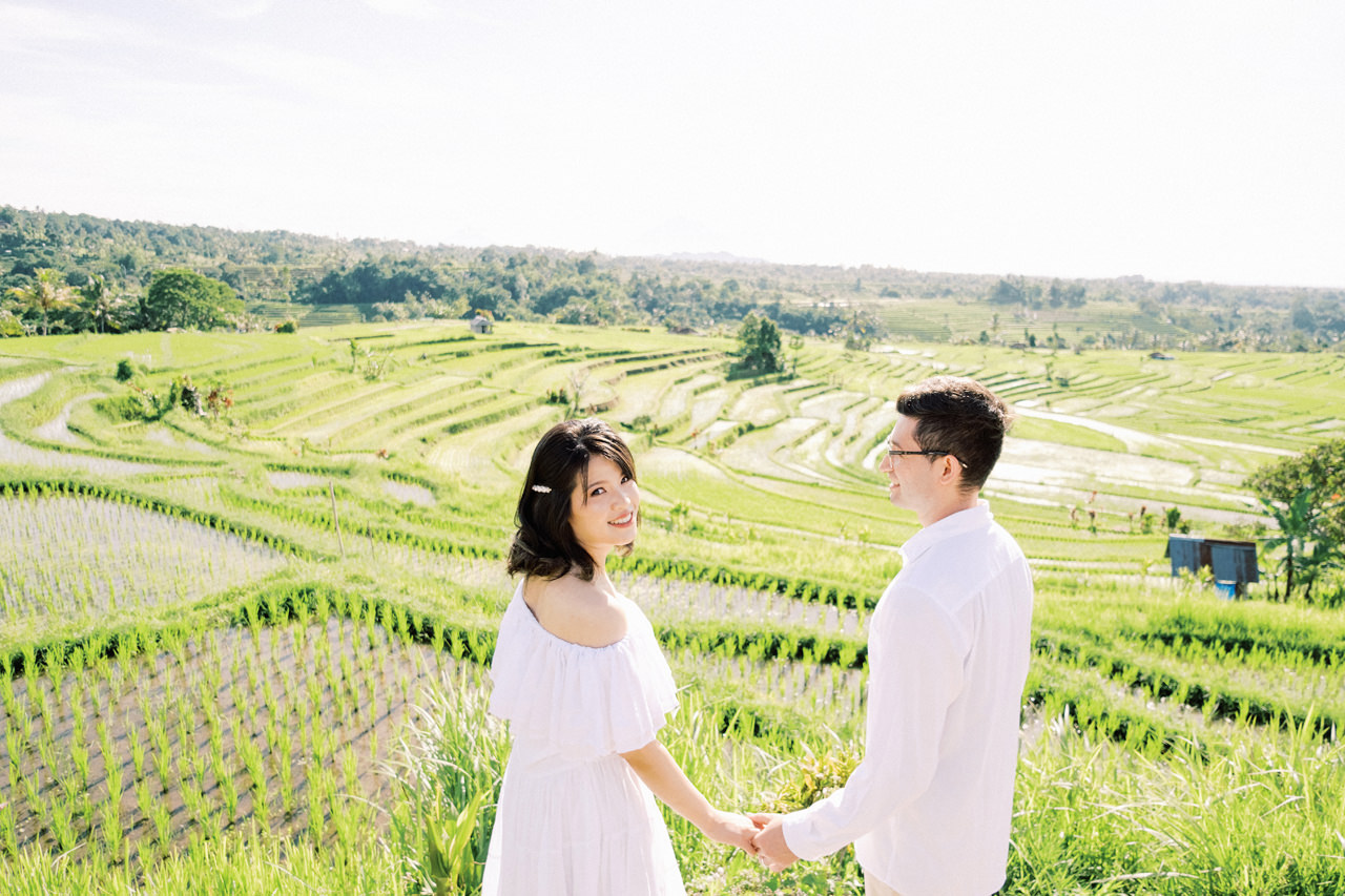 Jatiluwih Rice Terraces Pre-wedding 18