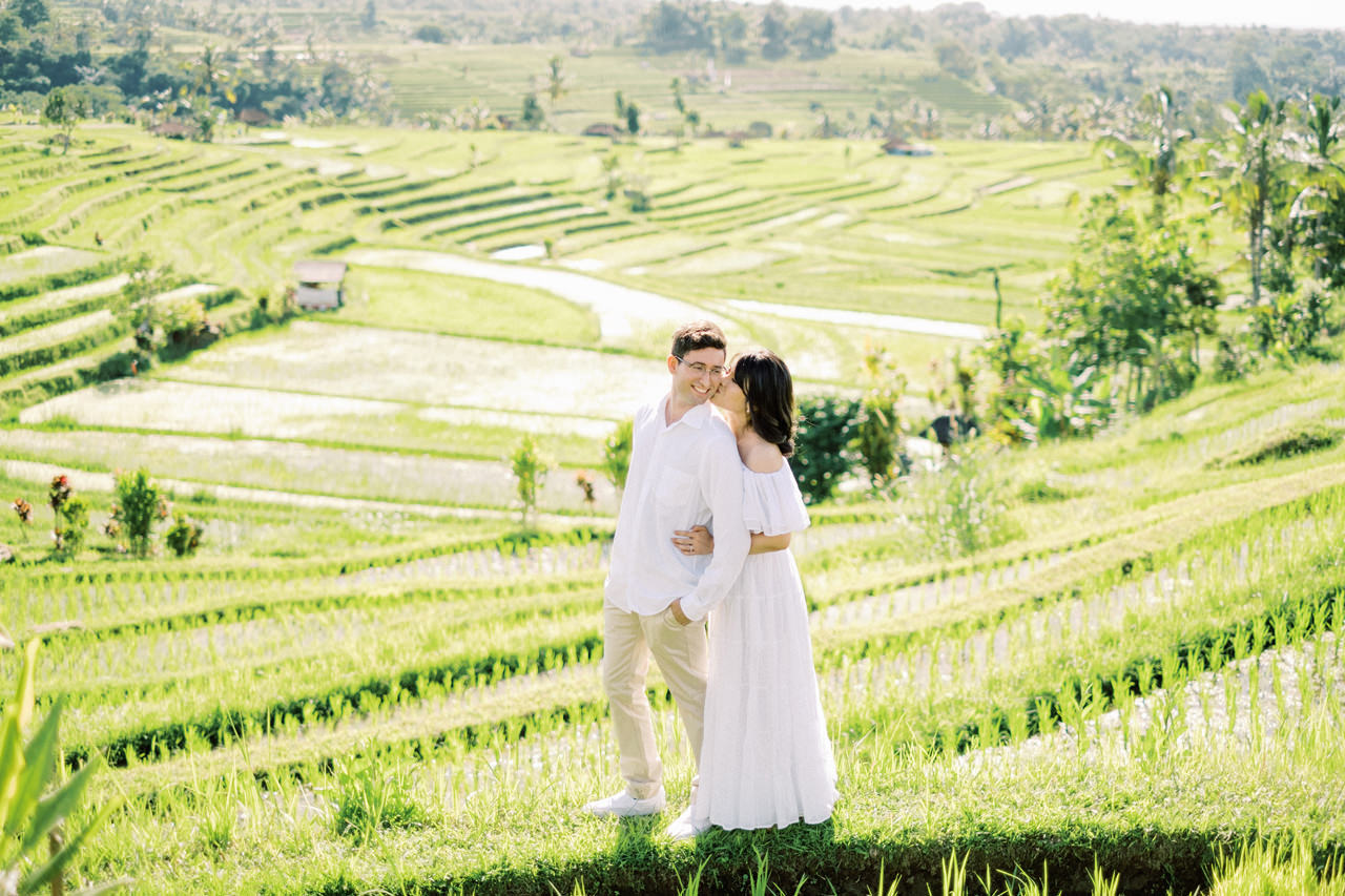 Jatiluwih Rice Terraces Pre-wedding