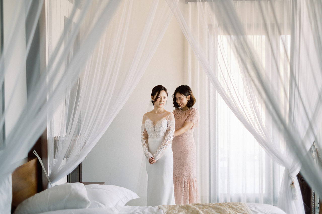 Y&T: Korean Wedding in Bali at The Surga Villa Estate 8
