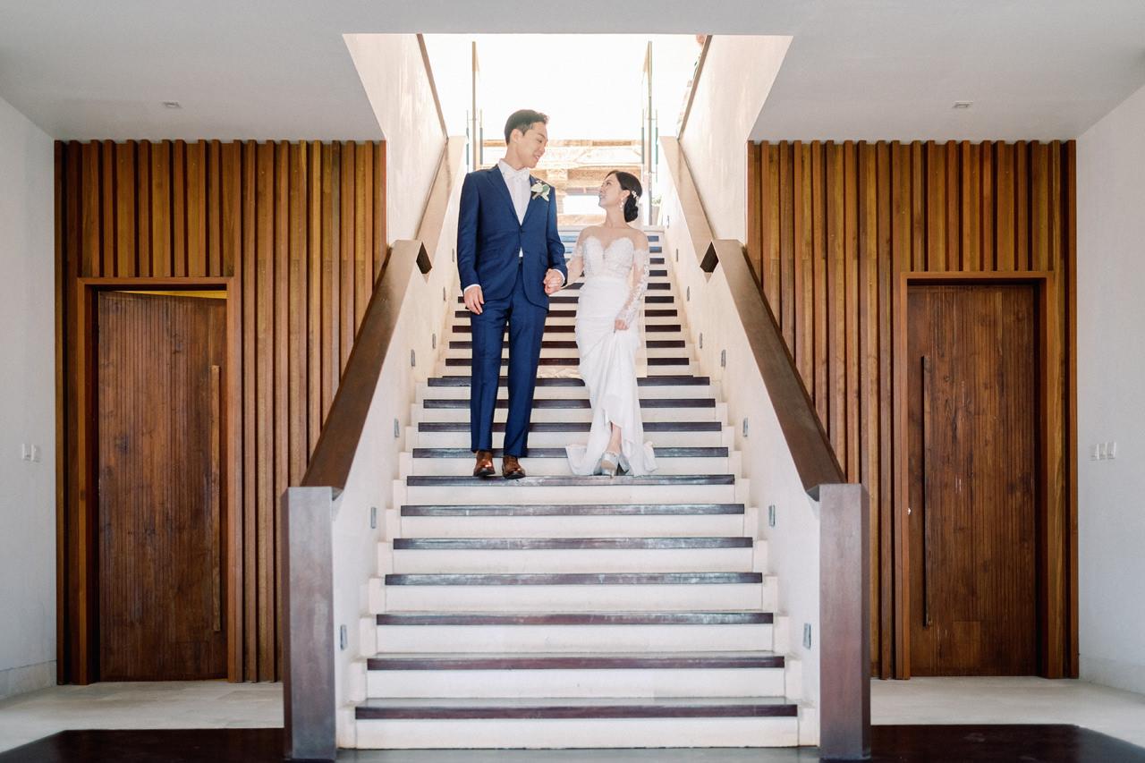 Y&T: Korean Wedding in Bali at The Surga Villa Estate 12