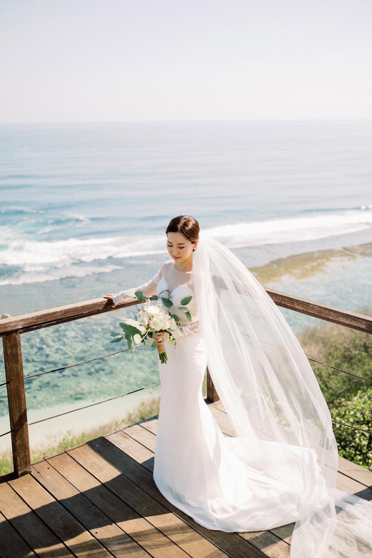 Y&T: Korean Wedding in Bali at The Surga Villa Estate 13