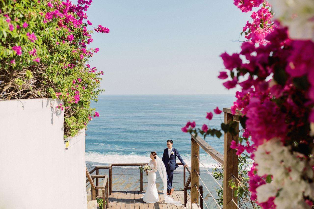 Y&T: Korean Wedding in Bali at The Surga Villa Estate 14