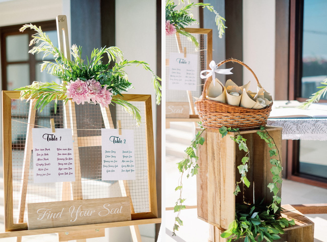 Y&T: Korean Wedding in Bali at The Surga Villa Estate 15