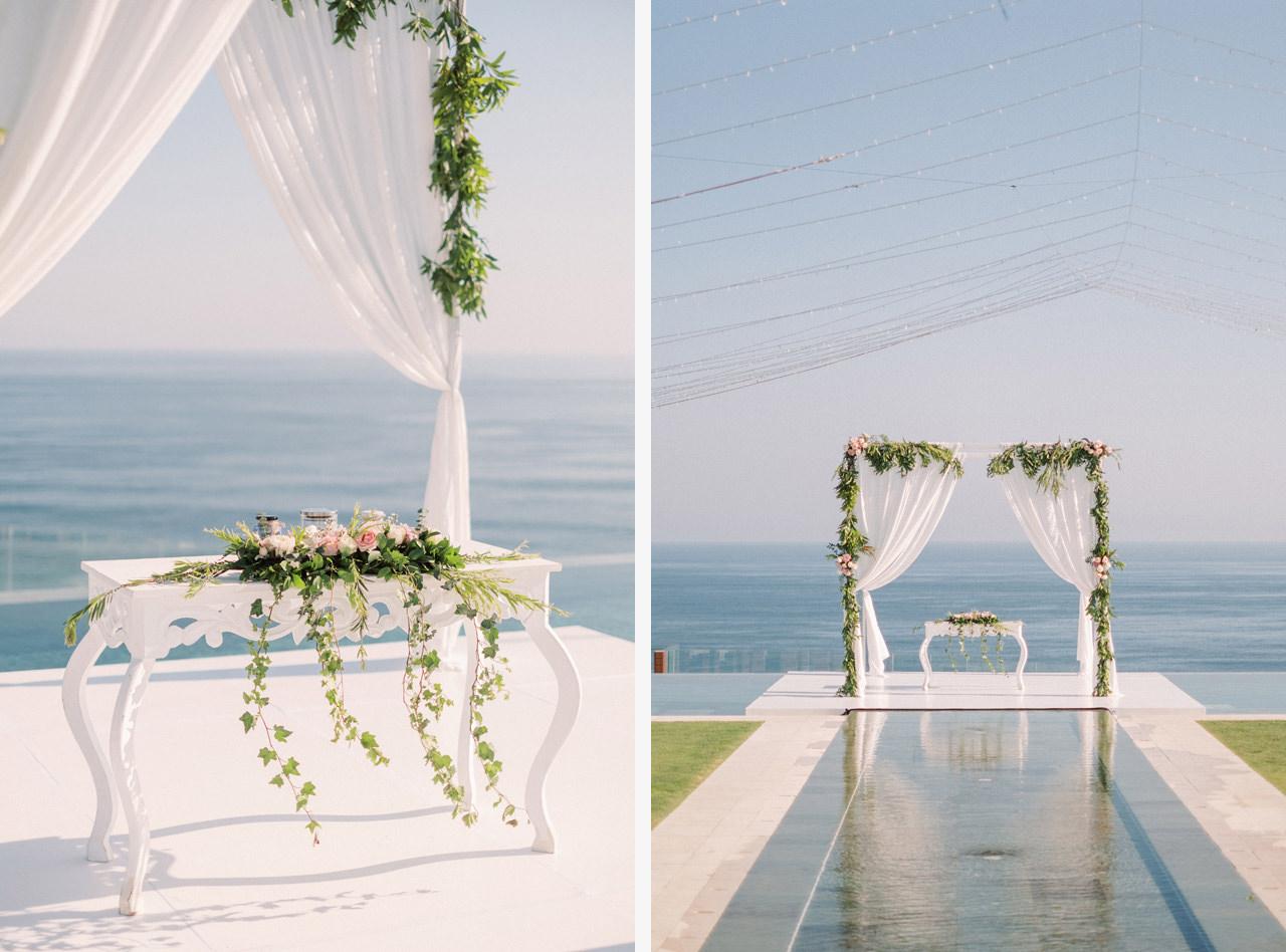 Y&T: Korean Wedding in Bali at The Surga Villa Estate 16