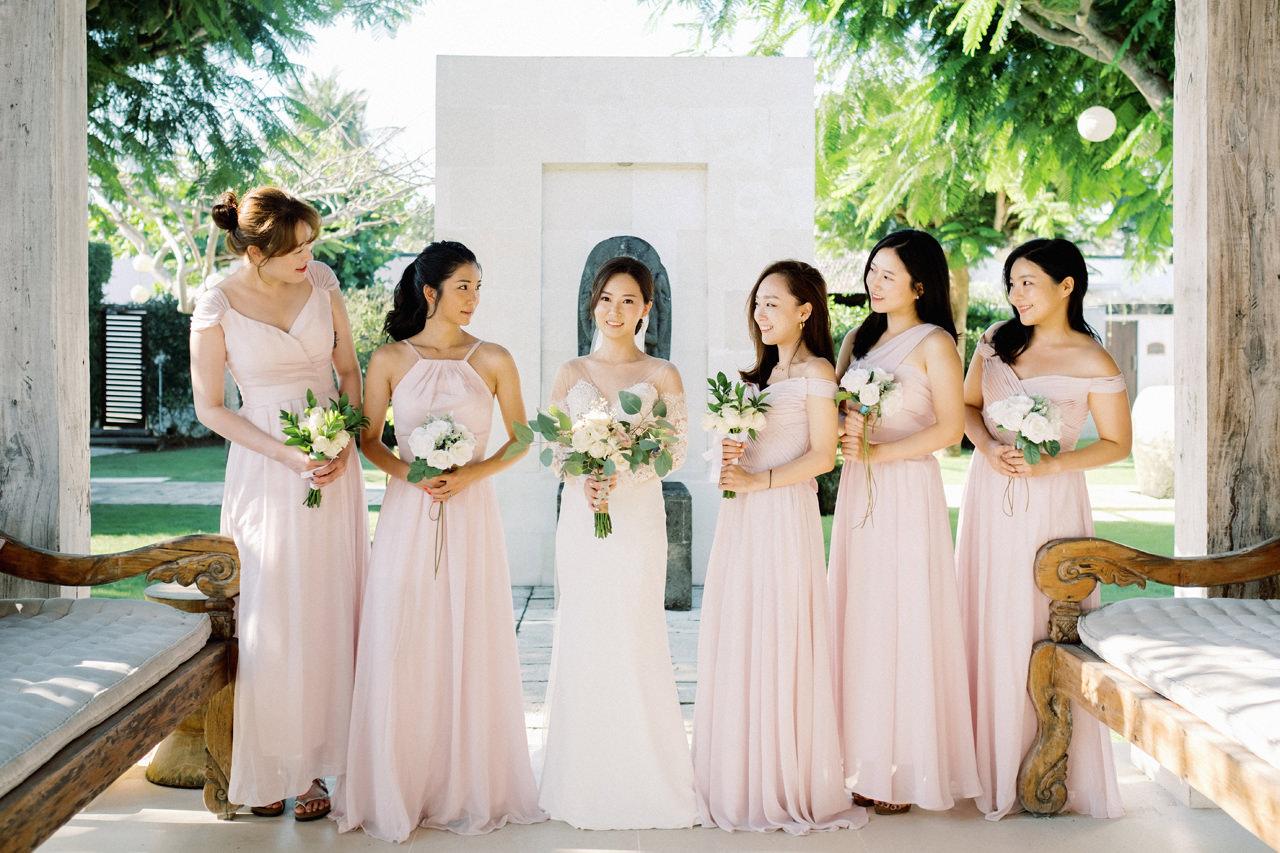 Y&T: Korean Wedding in Bali at The Surga Villa Estate 18