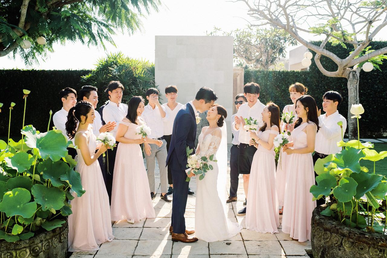 Y&T: Korean Wedding in Bali at The Surga Villa Estate 21