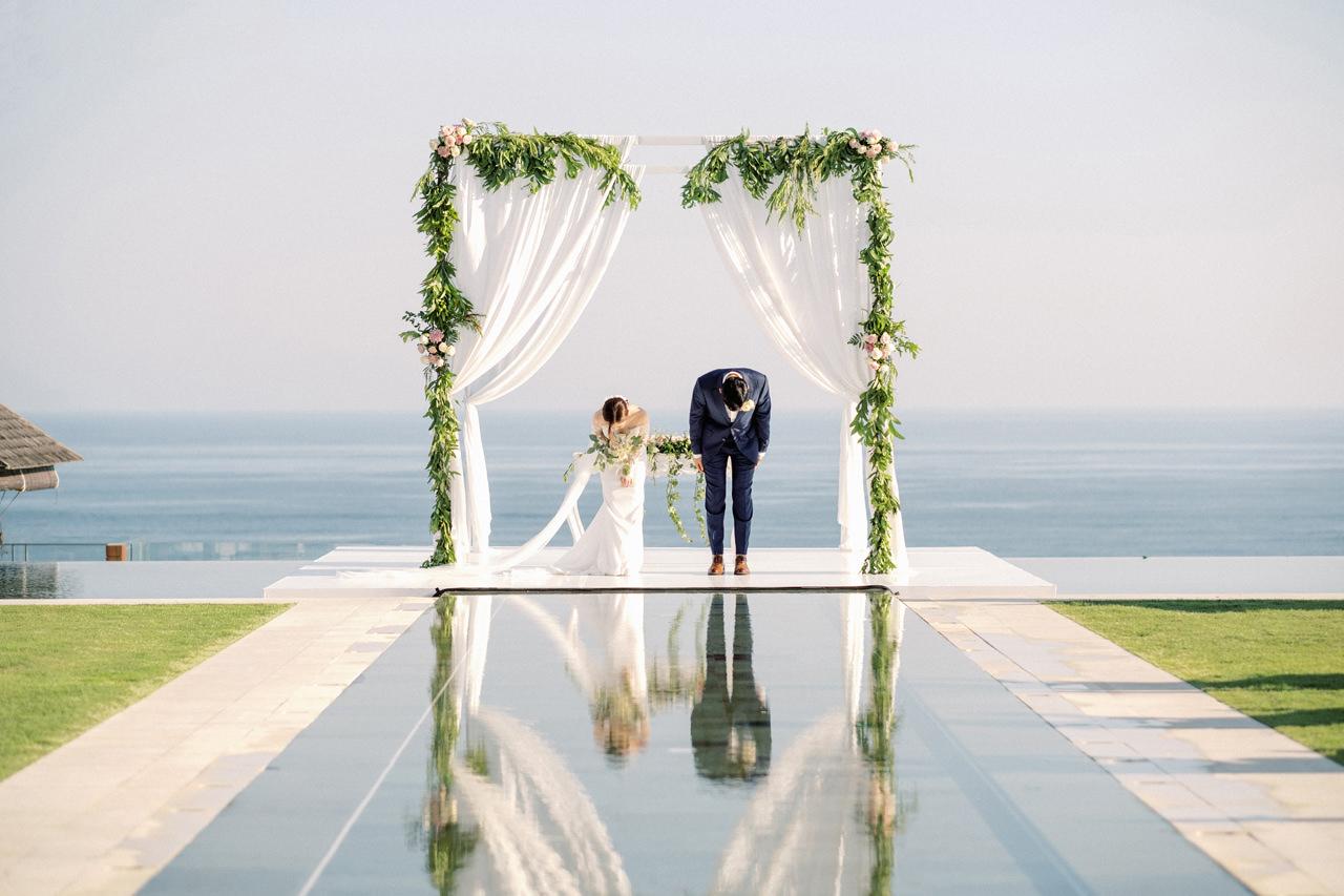 Y&T: Korean Wedding in Bali at The Surga Villa Estate 26