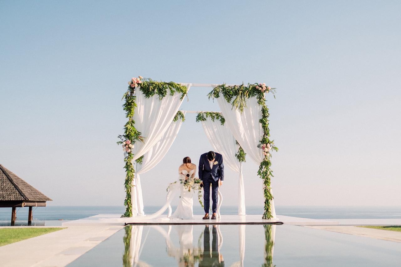 Y&T: Korean Wedding in Bali at The Surga Villa Estate 27
