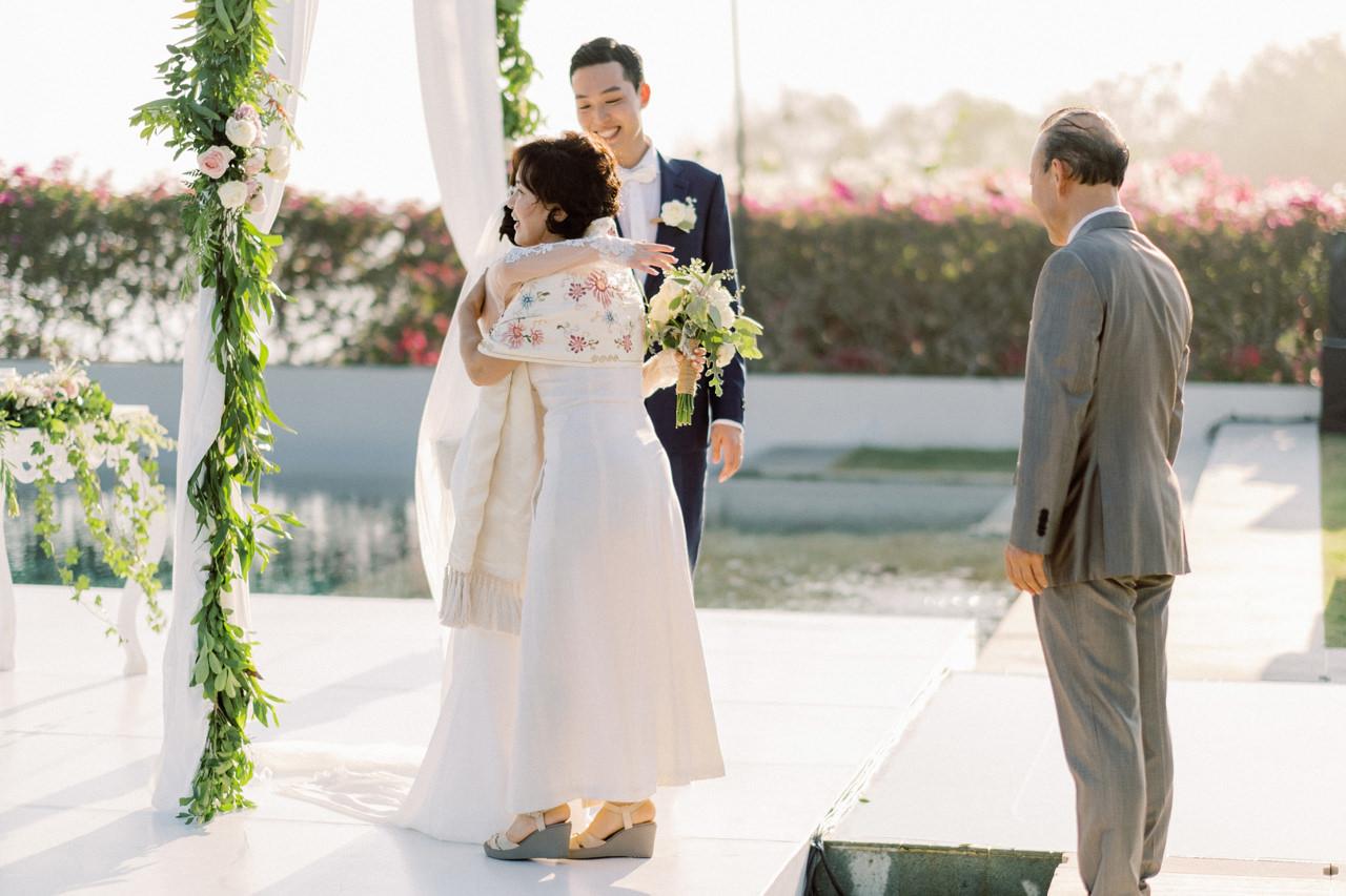 Y&T: Korean Wedding in Bali at The Surga Villa Estate 30