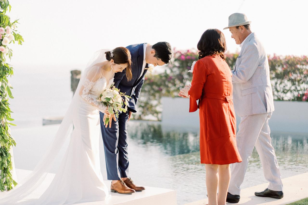 Y&T: Korean Wedding in Bali at The Surga Villa Estate 31