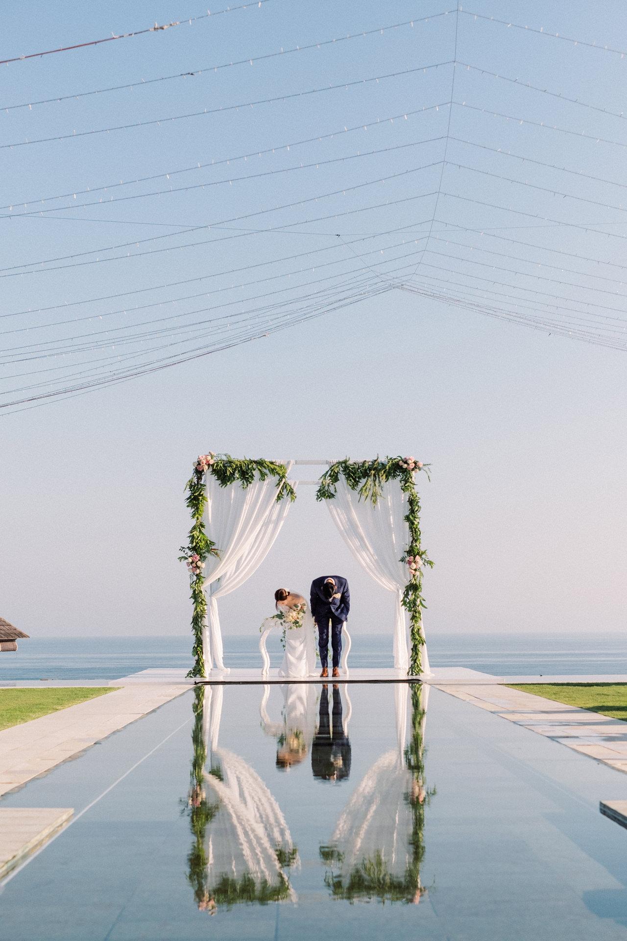 Y&T: Korean Wedding in Bali at The Surga Villa Estate 32