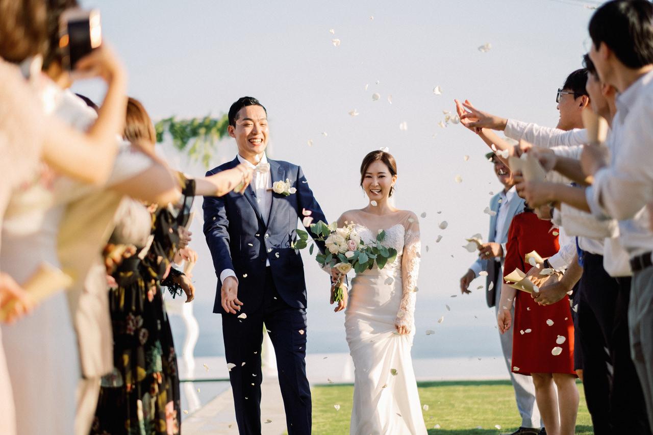 Y&T: Korean Wedding in Bali at The Surga Villa Estate 33