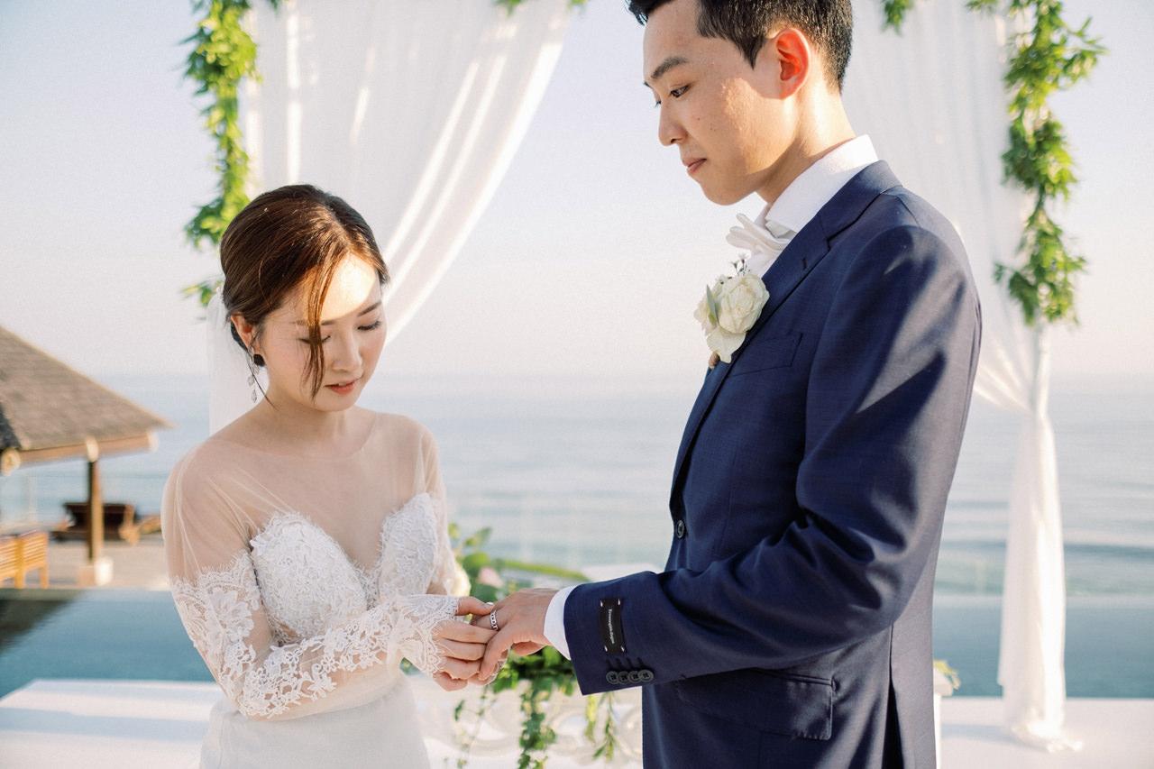 Y&T: Korean Wedding in Bali at The Surga Villa Estate 35