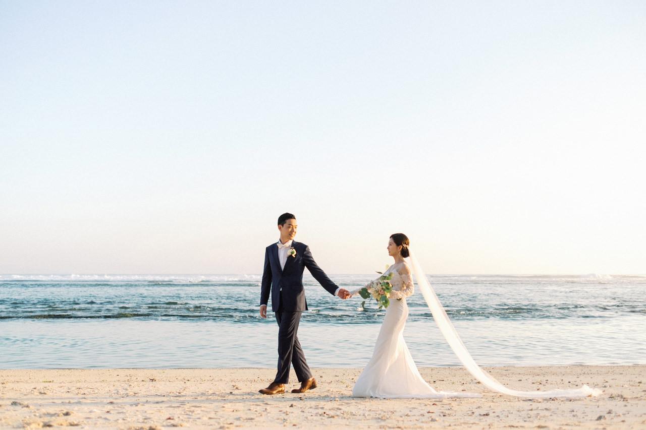 Y&T: Korean Wedding in Bali at The Surga Villa Estate 38