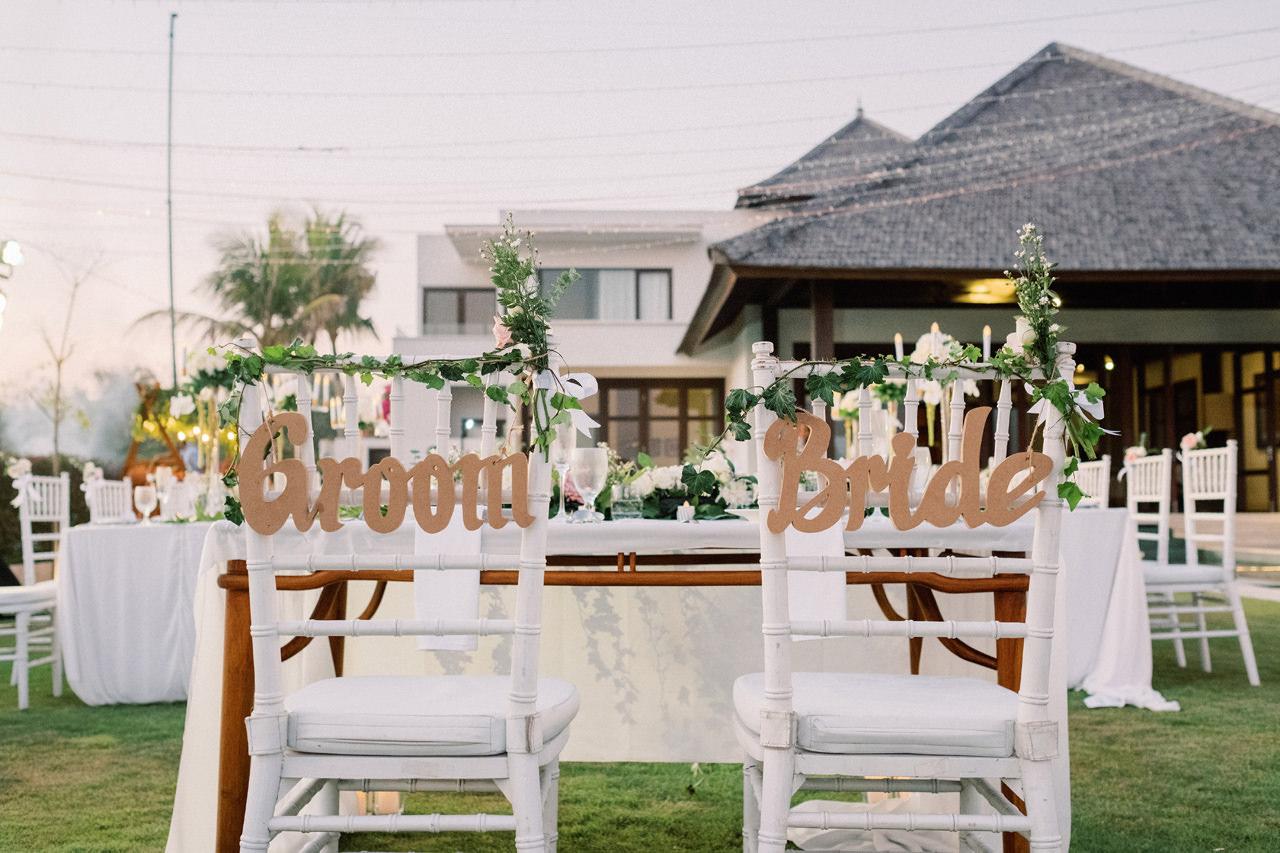 Y&T: Korean Wedding in Bali at The Surga Villa Estate 51