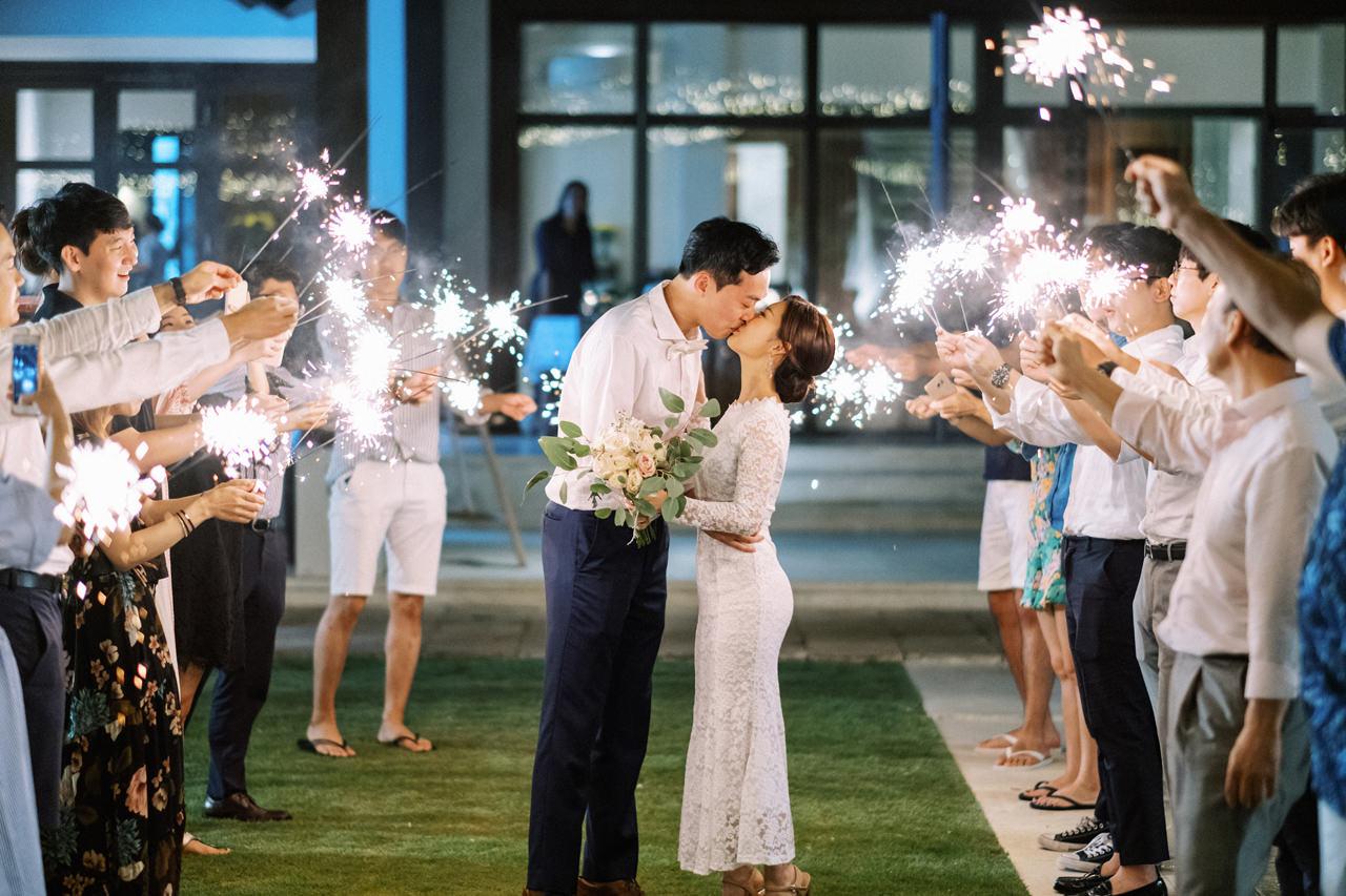 Y&T: Korean Wedding in Bali at The Surga Villa Estate 53