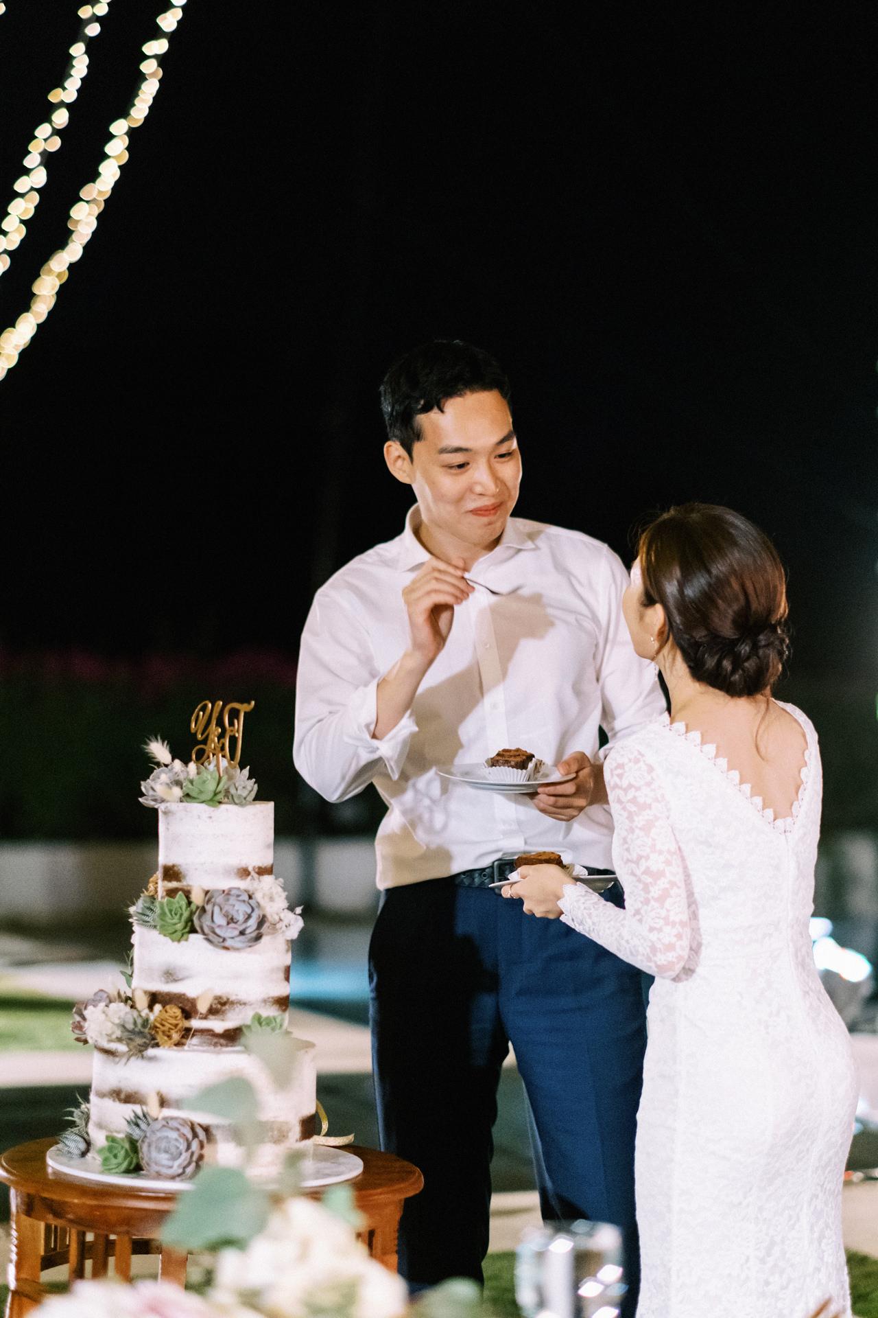 Y&T: Korean Wedding in Bali at The Surga Villa Estate 56