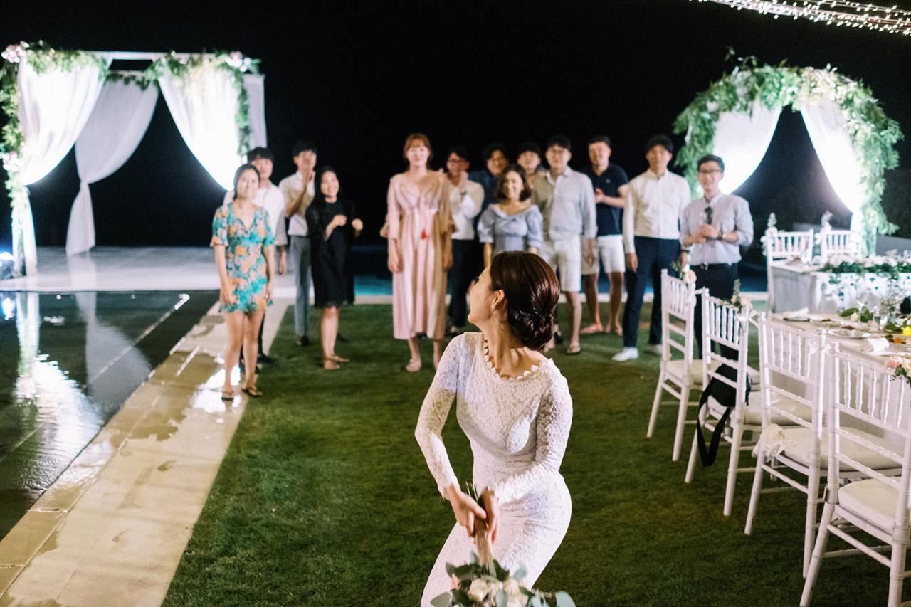 Y&T: Korean Wedding in Bali at The Surga Villa Estate 57