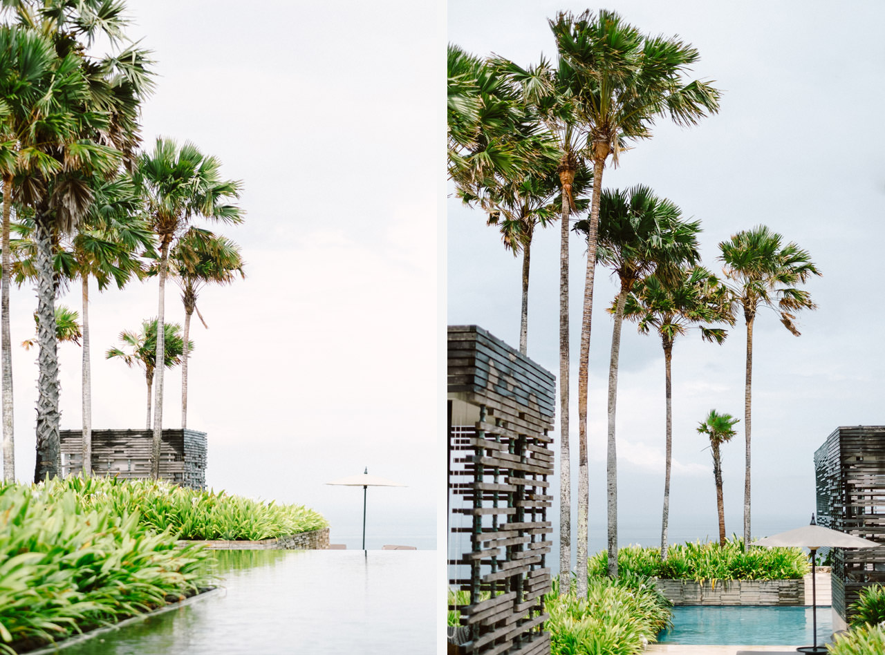 Z & L: Bali Wedding Photography at Alila Villas Uluwatu 1