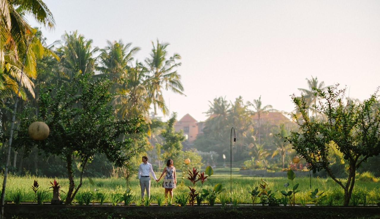 Engagement Photography in Ubud Bali 6