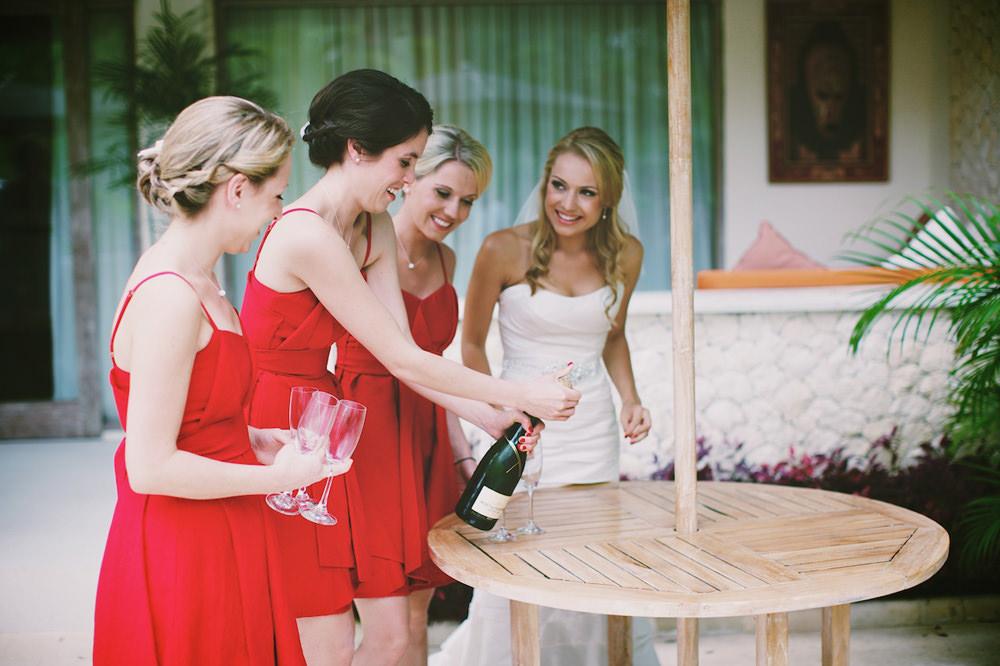 Bali Wedding at Cocoon Beach Club 37