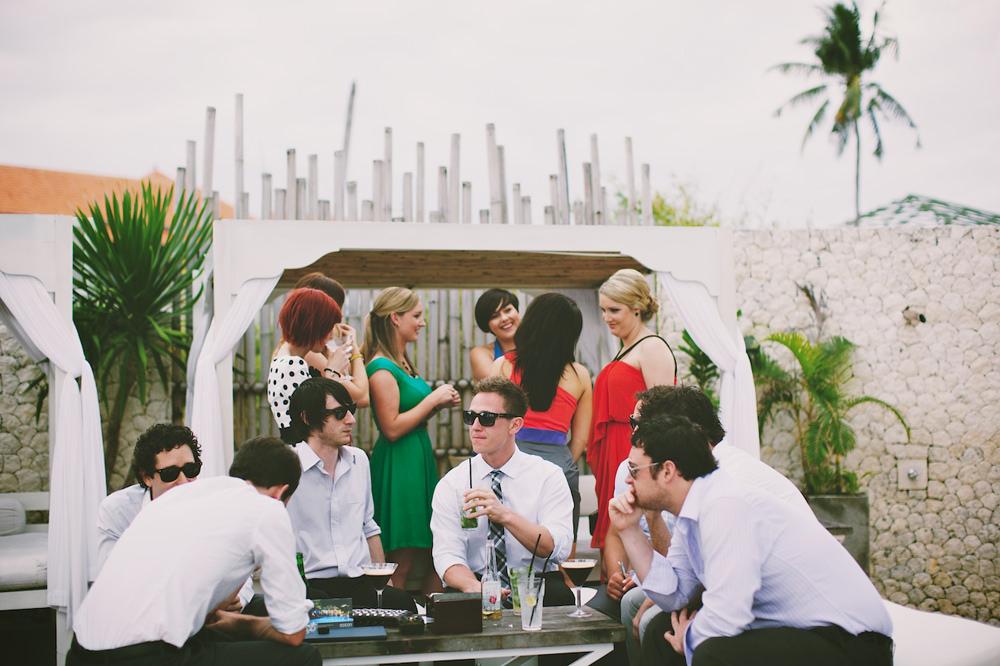 Bali Wedding at Cocoon Beach Club 59
